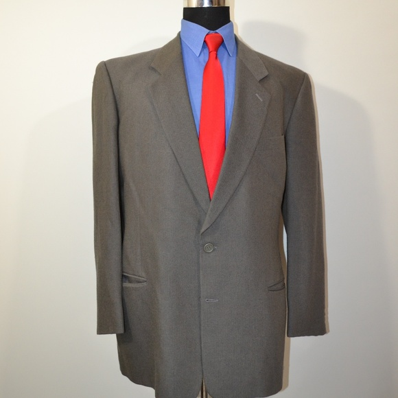 Giorgio Armani Other - Giorgio Armani 44L Sport Coat Blazer Suit Jacket G